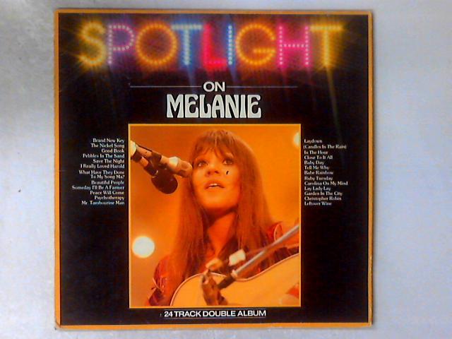 Spotlight On Melanie 2xLP COMP By Melanie (2)