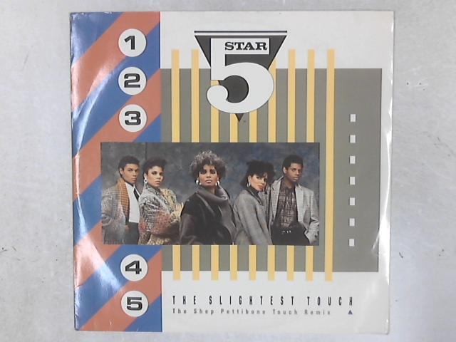 The Slightest Touch (The Shep Pettibone Touch Remix) 12in Single By Five Star