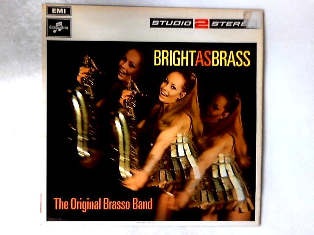 Bright As Brass LP by The Original Brasso Band