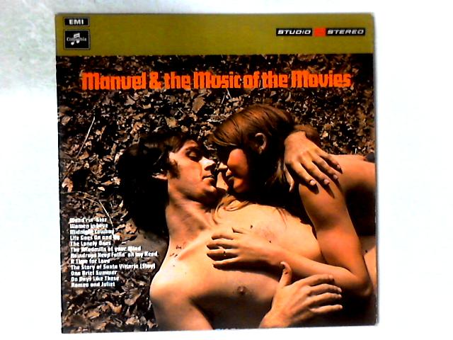Manuel And The Music Of The Movies LP by Manuel And His Music Of The Mountains