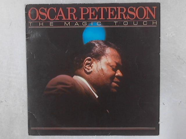 The Magic Touch LP by Oscar Peterson