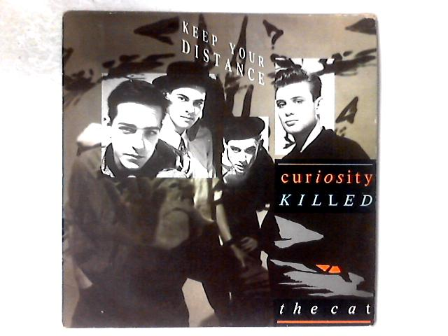 Keep Your Distance LP by Curiosity Killed The Cat