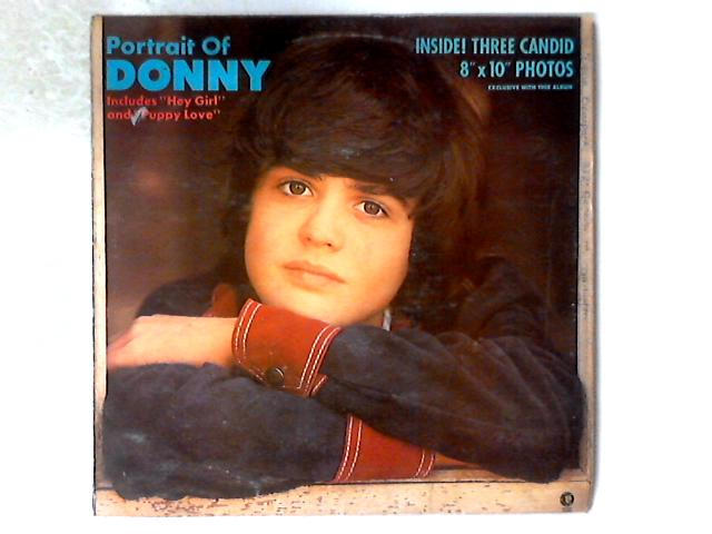 Portrait Of Donny LP by Donny Osmond