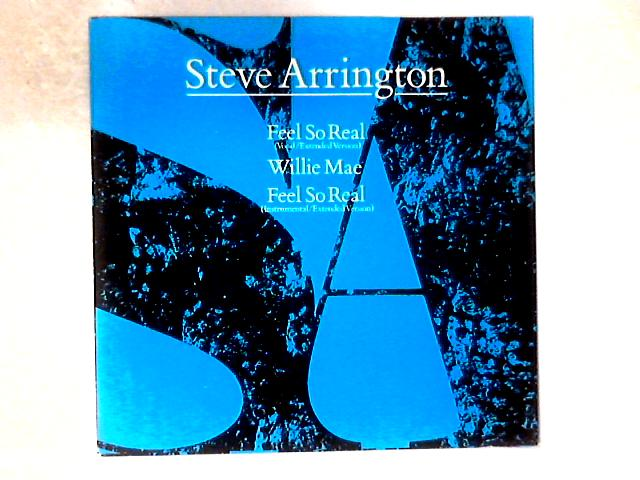 Feel So Real 12in by Steve Arrington