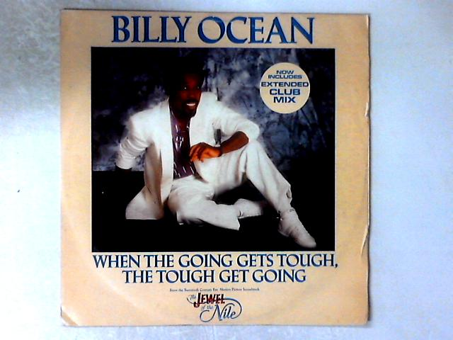 When The Going Gets Tough, The Tough Get Going 12in By Billy Ocean