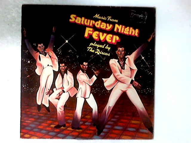 Music From Saturday Night Fever LP by The Discos