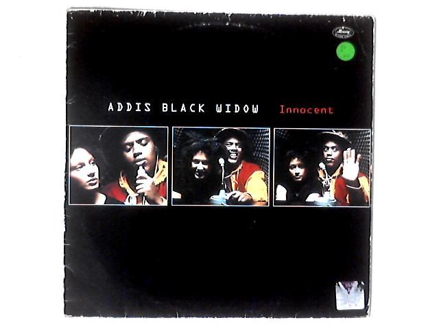 Innocent 12in by Addis Black Widow