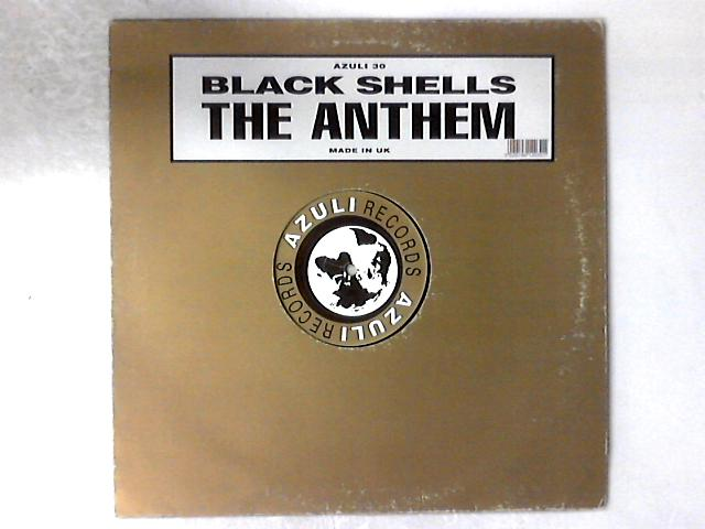 The Anthem 12in By Black Shells