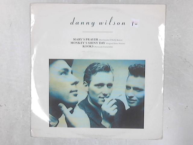 Mary's Prayer 12in Single By Danny Wilson