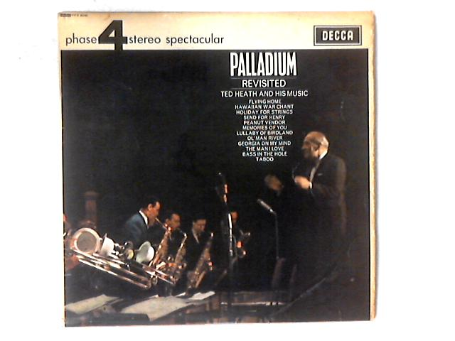 Palladium Revisited LP by Ted Heath And His Music