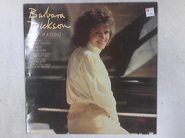 All For A Song LP by Barbara Dickson