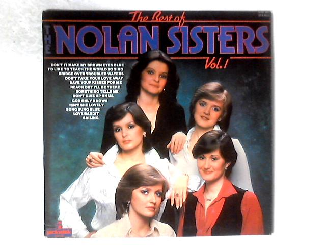 The Best Of The Nolan Sisters Vol. 1 LP COMP by The Nolans