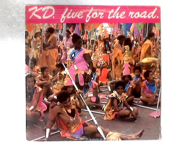 Five For The Road LP by Keith D. Raphael