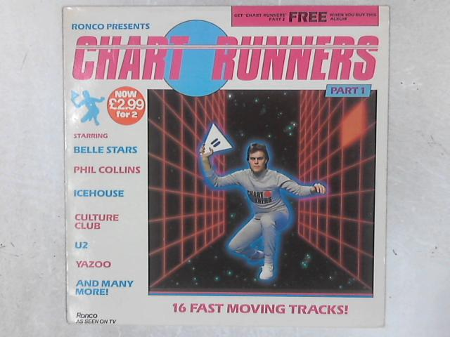 Chart Runners Part 1 COMP LP By Various