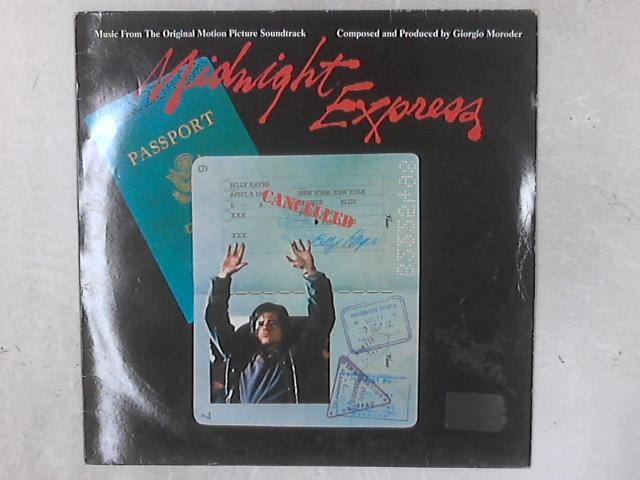Midnight Express OST LP By Giorgio Moroder