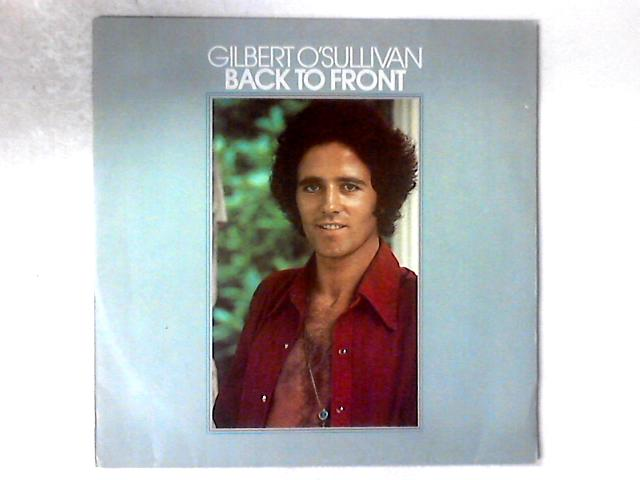 Back To Front LP By Gilbert O'Sullivan