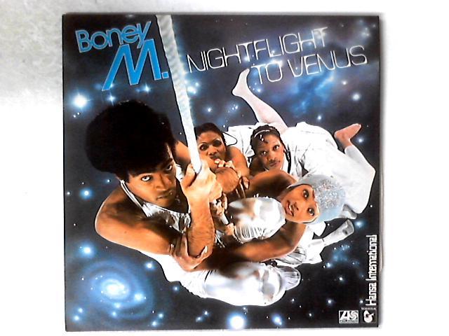 Nightflight To Venus LP GATEFOLD By Boney M.