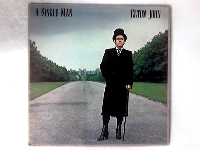 A Single Man LP GATEFOLD By Elton John