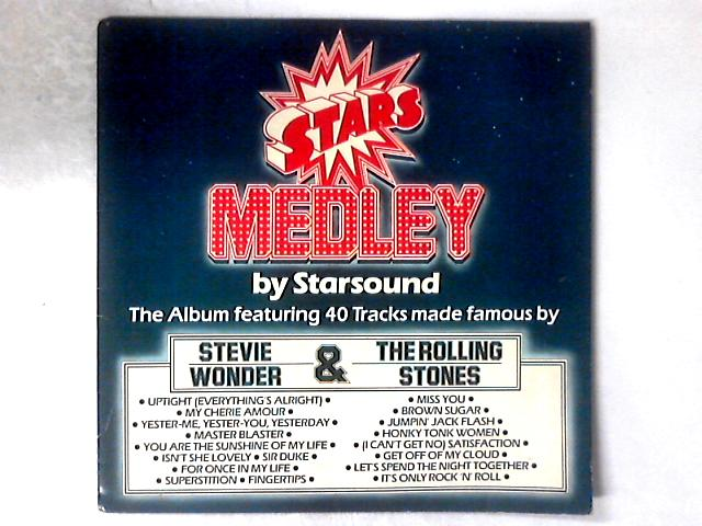 Stars Medley: The Album LP By Stars On 45