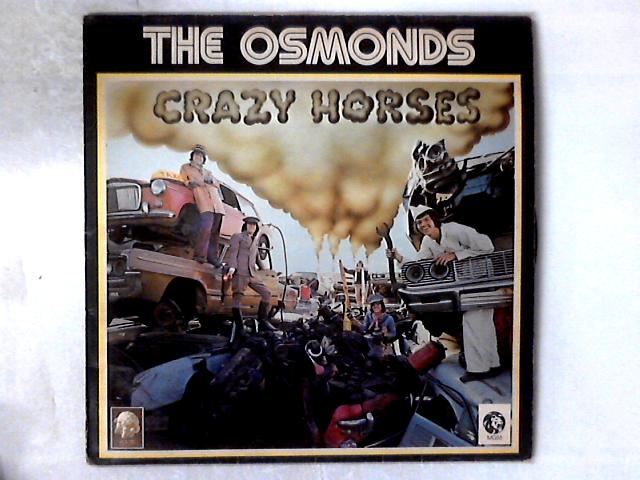 Crazy Horses LP By The Osmonds