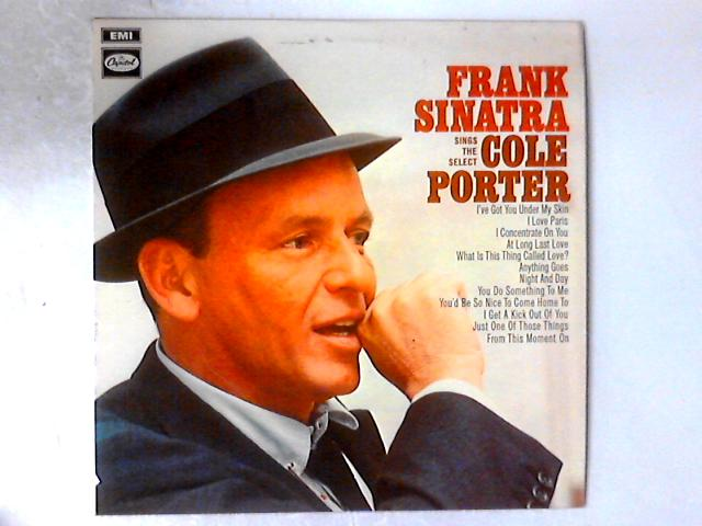 Sings The Select Cole Porter LP By Frank Sinatra