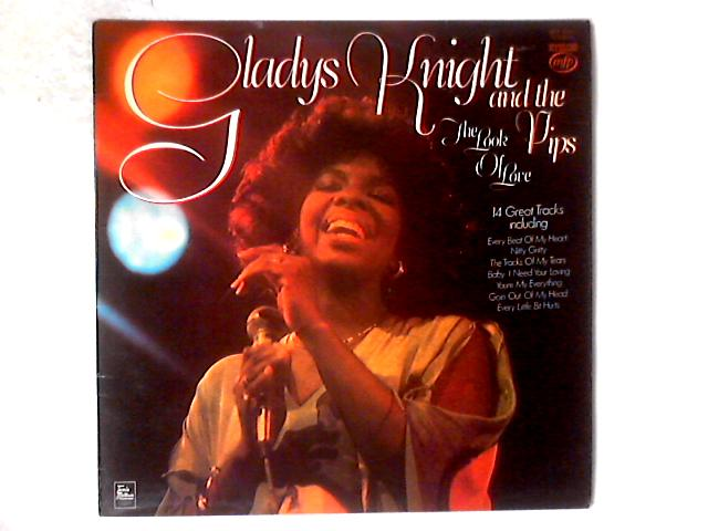 The Look Of Love LP COMP By Gladys Knight And The Pips