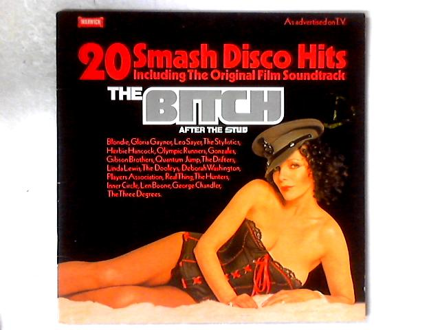 The Bitch (20 Smash Disco Hits Including The Original Soundtrack) LP COMP GATEFOLD By Various