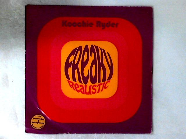 Koochie Ryder 12in By Freaky Realistic