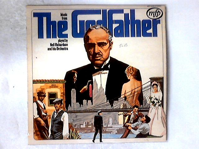 Music From The Godfather LP By Neil Richardson And His Orchestra