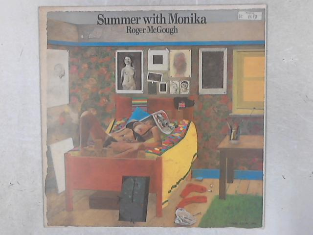Summer With Monika LP By Roger McGough