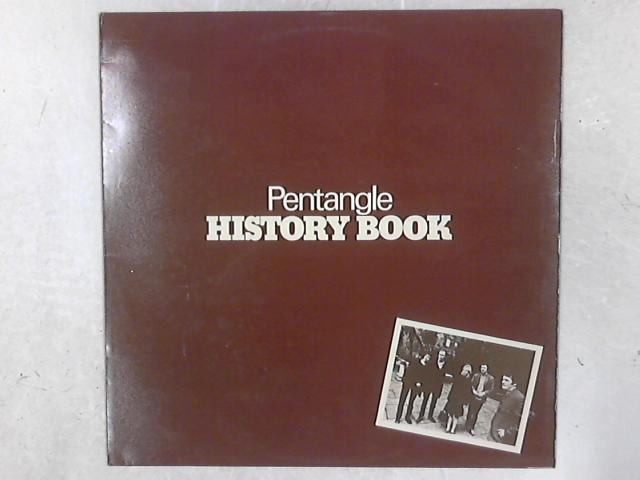 History Book LP By Pentangle