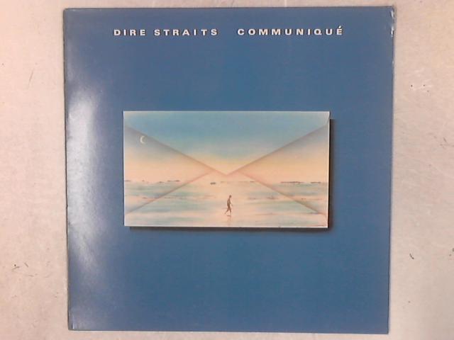 Communiqué LP By Dire Straits