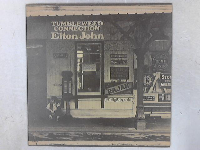 Tumbleweed Connection LP By Elton John