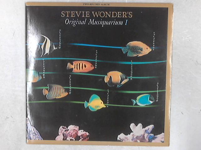 Stevie Wonder's Original Musiquarium I 2xLP By Stevie Wonder