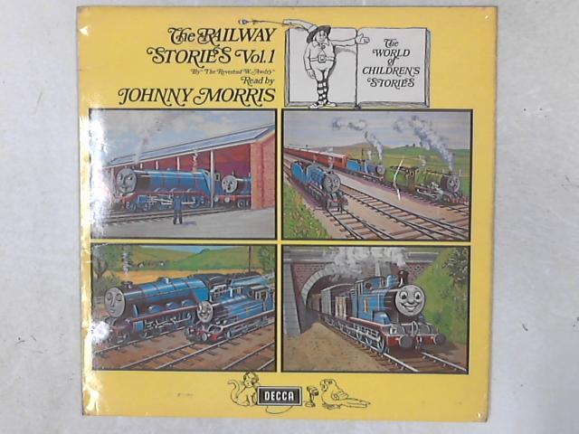 The Railway Stories Vol. 1 LP By Johnny Morris