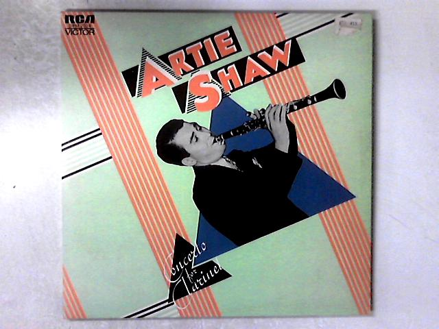 Concerto For Clarinet 2xLP GATEFOLD By Artie Shaw And His Orchestra