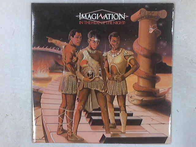 In The Heat Of The Night LP By Imagination