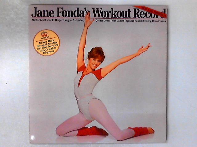 Jane Fonda's Workout Record New And Improved 2xLP GATEFOLD + BOOKLET By Jane Fonda