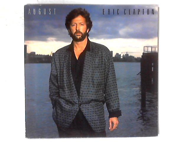 August LP GATEFOLD By Eric Clapton