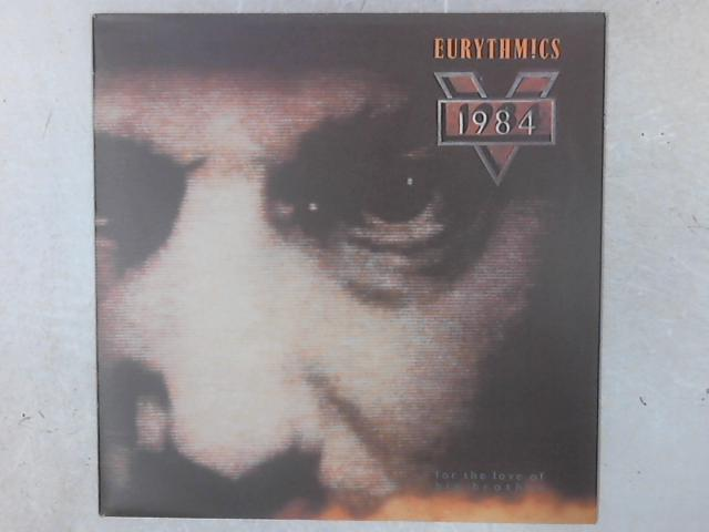 1984 (For The Love Of Big Brother)LP By Eurythmics