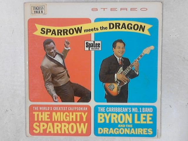 Sparrow Meets The Dragon LP By Mighty Sparrow