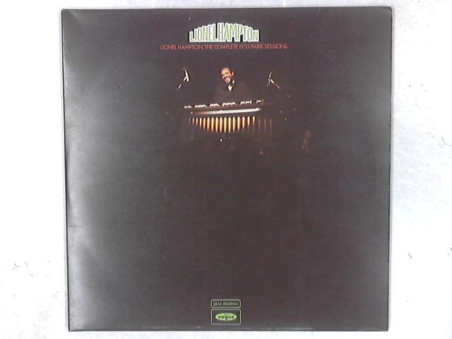 The Complete 1953 Paris Session 2xLP By Lionel Hampton