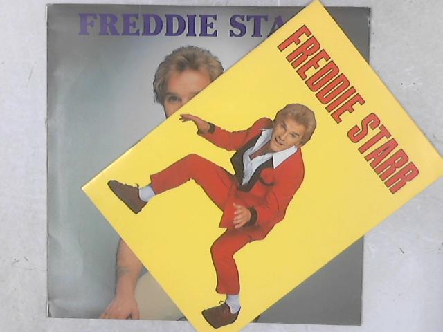 Freddie Starr LP By Freddie Star