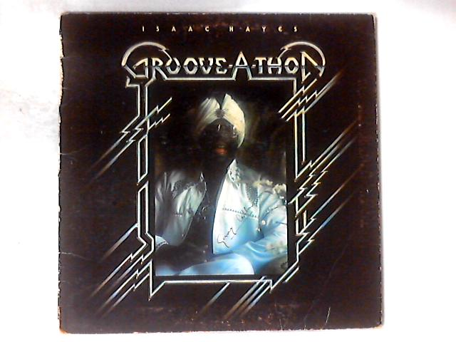 Groove-A-Thon LP GATEFOLD By Isaac Hayes