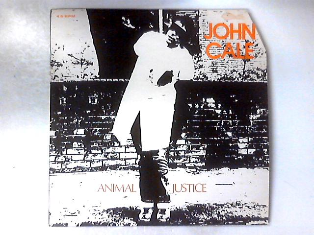 Animal Justice 12in By John Cale
