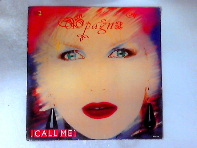 Call Me 12in By Ivana Spagna