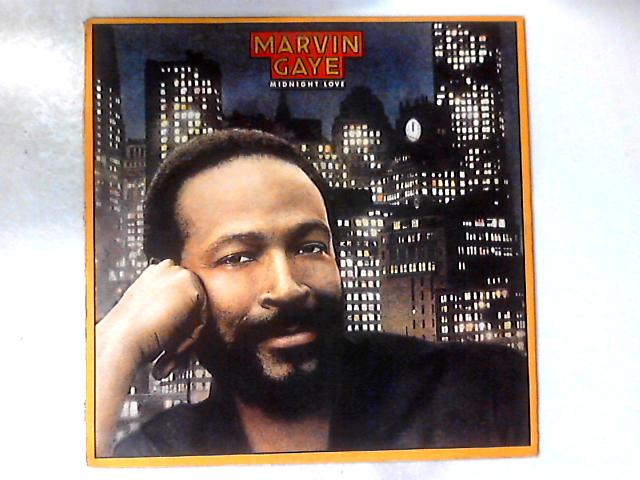 Midnight Love LP By Marvin Gaye