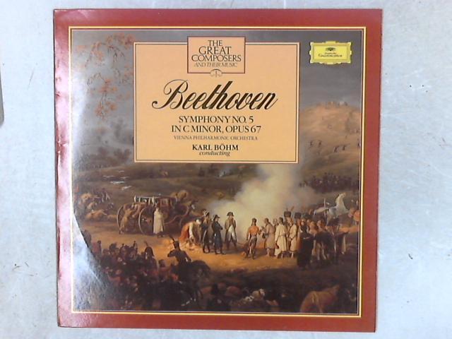 Symphony No. 5 In C Minor, Opus 67 LP By Ludwig Van Beethoven