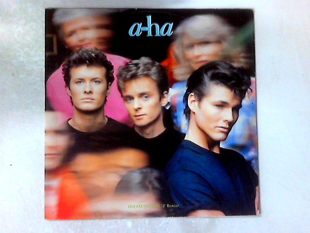 """You Are The One (12"""" Remix) 12in By a-ha"""