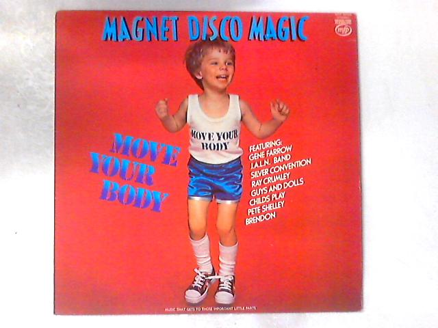 Magnet Disco Magic LP COMP By Various